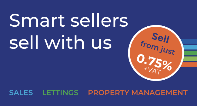 Smart sellers sell with us. Sell from just 0.75% + VAT